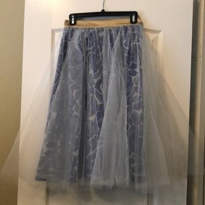 Beautiful Anthropologie skirt NWT!